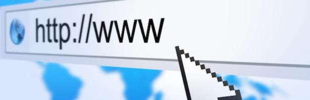 domeniu web www